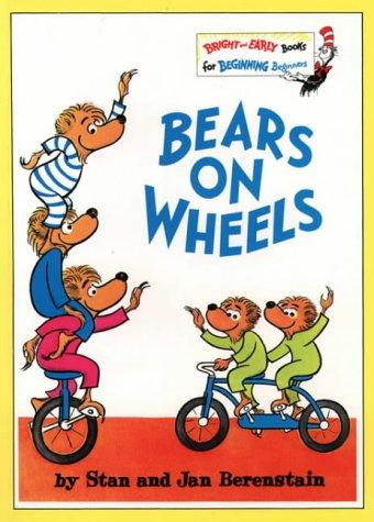 Download Bears on Wheels (Bright & Early Books)