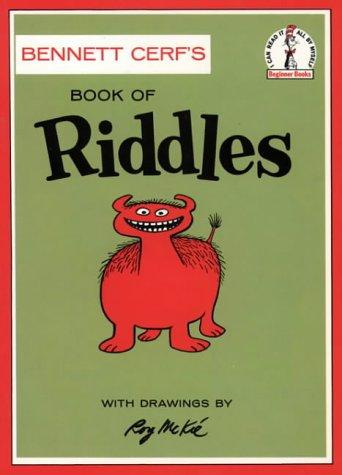 Download The Book of Riddles (Beginner Books)