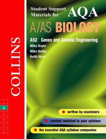 AQA (B) Biology (Collins Student Support Materials)