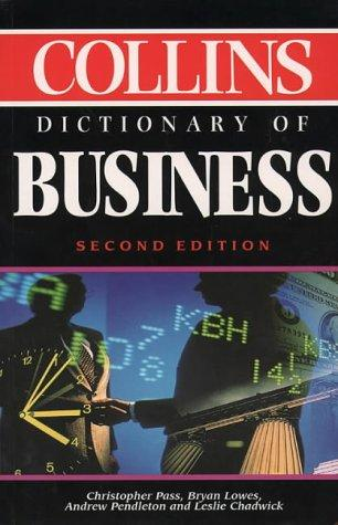 Download Collins Dictionary of Business