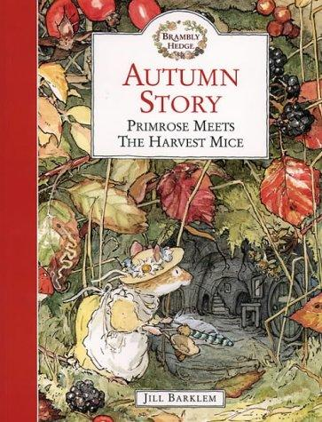 Download Autumn Story (Brambly Hedge)