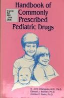 Download Handbook of Commonly Prescribed Pediatric Drugs