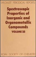 Download Spectroscopic Properties of Inorganic and Organometallic Compounds
