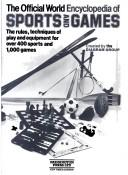 The official world encyclopedia of sports and games