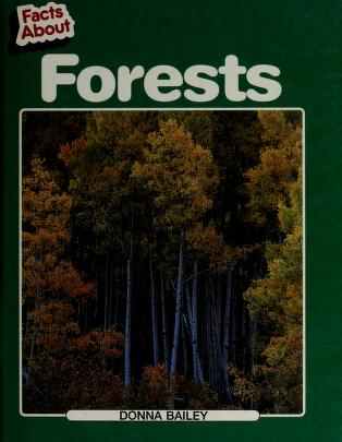 Cover of: Forests   Donna Bailey