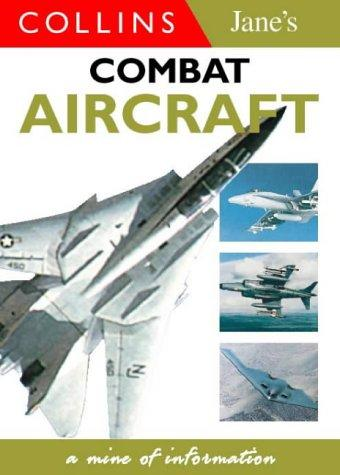 Jane's Gem Combat Aircraft (The Popular Jane's Gems Series) by Chant, Christopher.