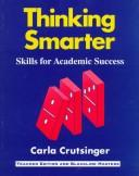 Thinking Smarter by Carla Crutsinger